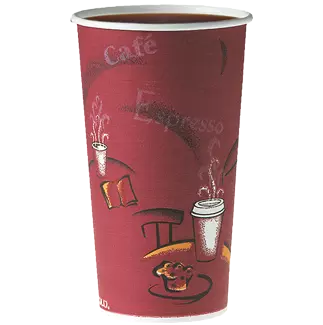 Hot Coffee in Solo® cup