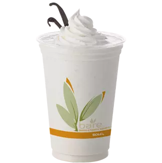 Cold beverage in Bare® by Solo® Eco-Forward® cup