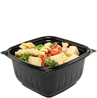 Pasta salad in PresentaBowls Pro® bowls