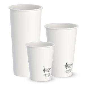 Gobelets isothermes en papier ThermoGuard™ pour boisson chaude