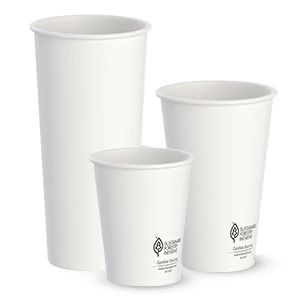 ThermoGuard™ Insulated Paper Hot Cups