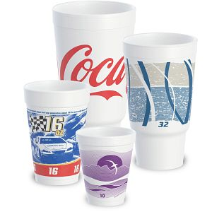 J Cup® Insulated Foam Stock Prints