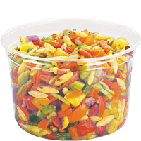 Orzo salad in Bare® by Solo® container