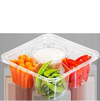 Veggies in TamperGuard™ box