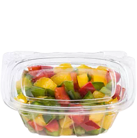 Veggie salad in ClearPac® Container