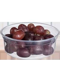 Grapes in MicroGourmet deli container