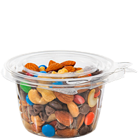Trail mix in SafeSeal™ Snack Cups