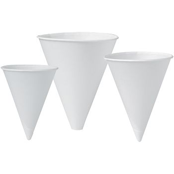 Bare® by Solo® Eco-Forward® Paper Cone Cups